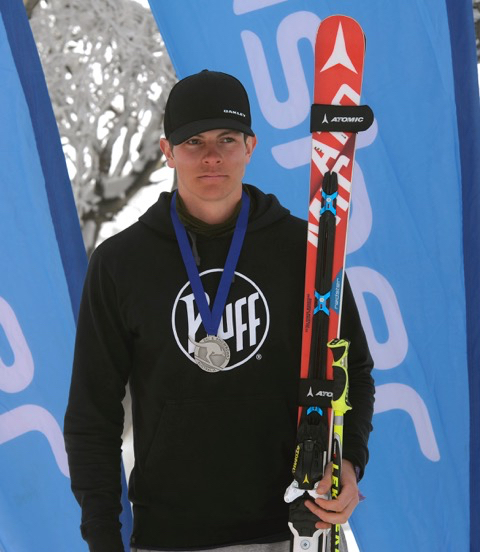 Perisher GS Podium